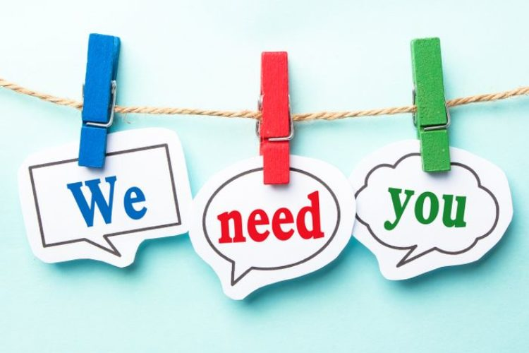 To Do What We Do, We Need YOU!