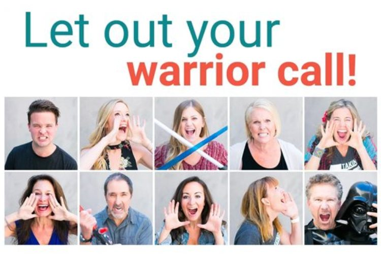 Raise Awareness for Diabetes with Your Warrior Call!