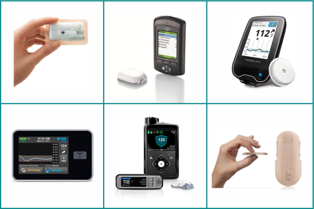 Best Insulin Pumps 2019 The Latest and Greatest in Insulin Pumps and Sensor Technology