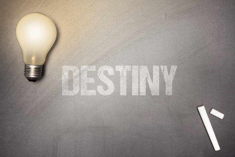 Are You Cheating Your Destiny?