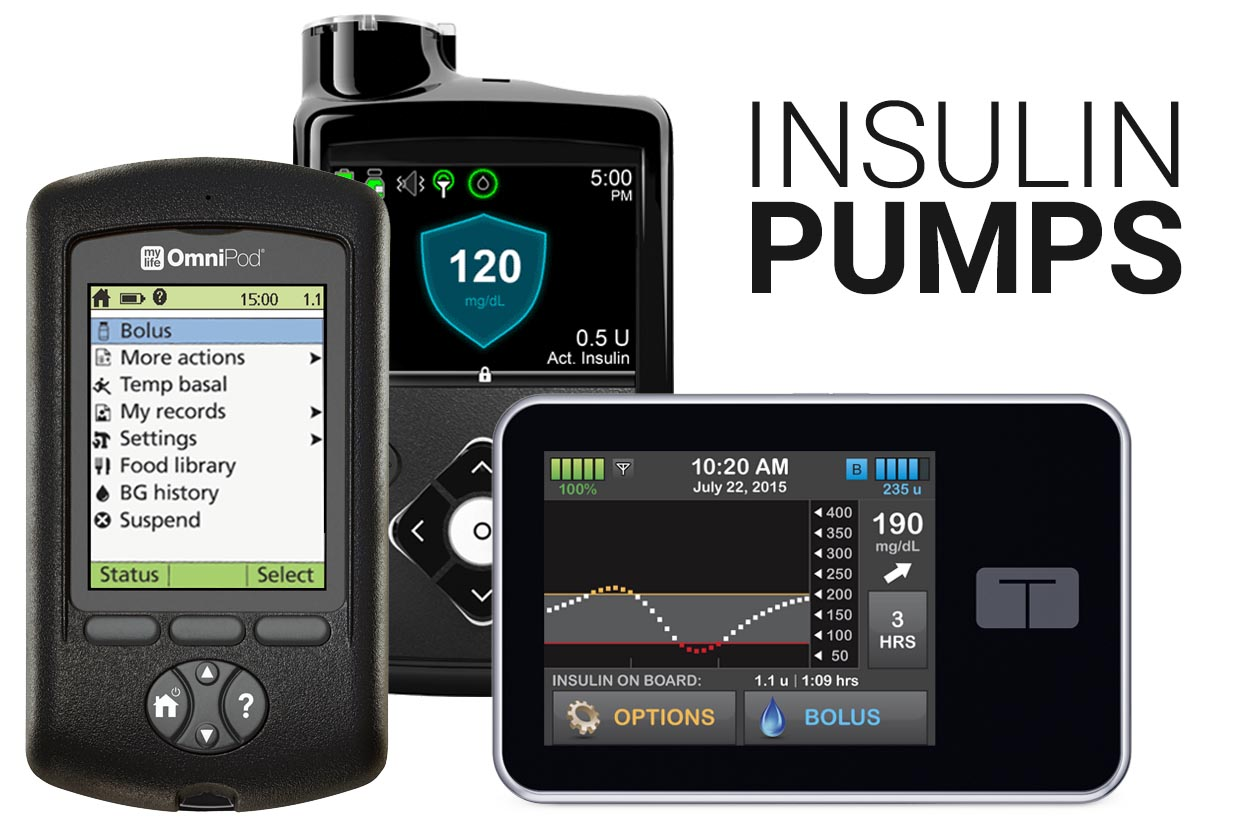 insulin pumps Archives - Taking Control Of Your Diabetes