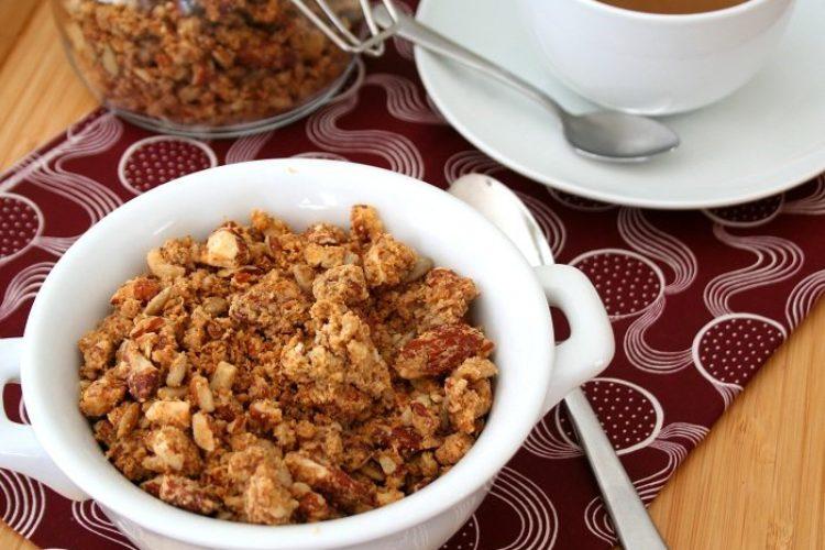 Peanut Butter Power Granola