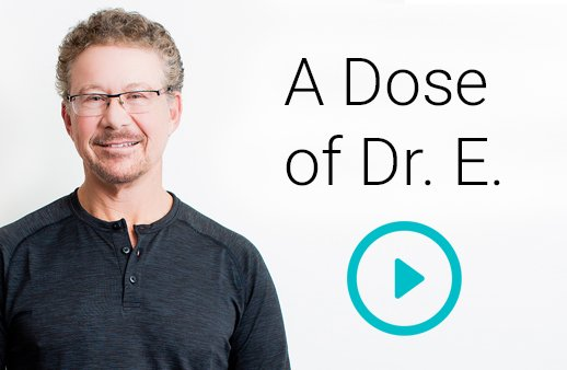 A Dose of Dr. E:  These 4 Minutes Can Save Your Life- Don't Die of Heart Disease!
