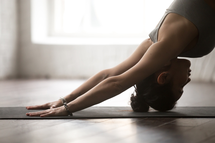 The Upsides of Downward Dog for People with Diabetes