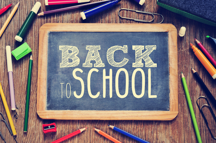 A Back to School Blueprint for Kids with Type 1
