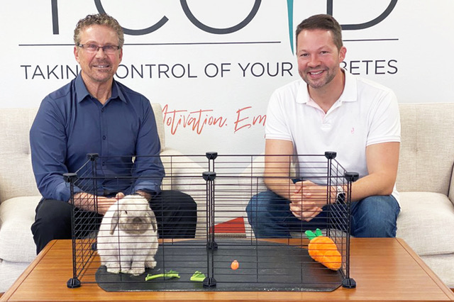 A Dose of Dr. E: A Cute Bunny and Our Review of Tandem's Control-IQ