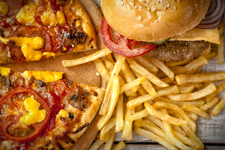 How to Pump for Pizza (and other high-fat foods)