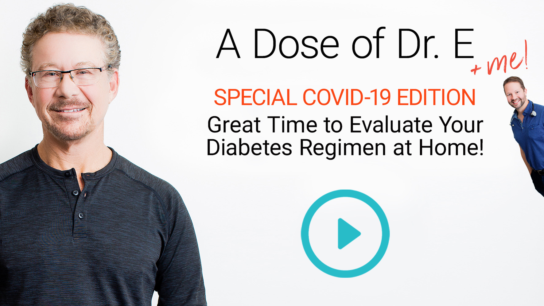 COVID-19 & Diabetes: A Great Time to Evaluate Your Diabetes Regimen at Home!