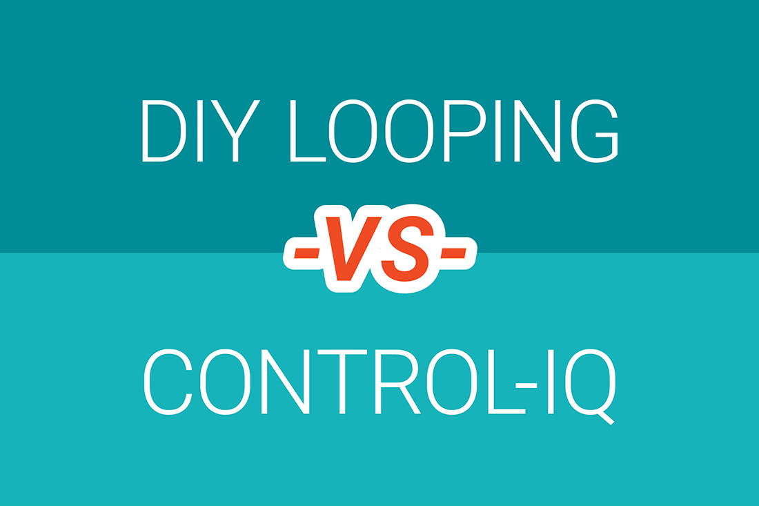 Tandem Control-IQ vs. Looping