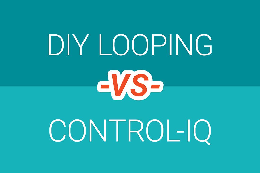 Tandem Control-IQ vs. Looping
