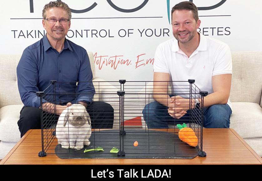 A Dose of Dr. E:   LADA - A Whole Lada Misdiagnoses