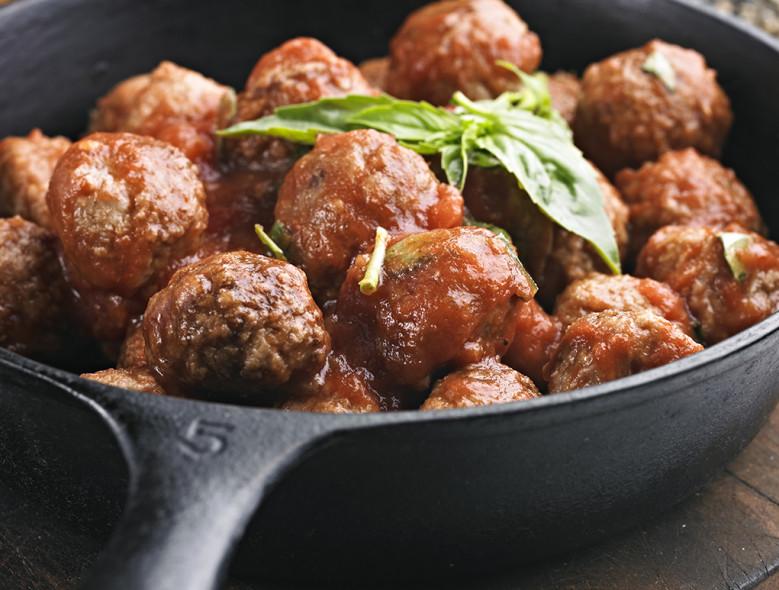 Kid-Friendly Meatballs