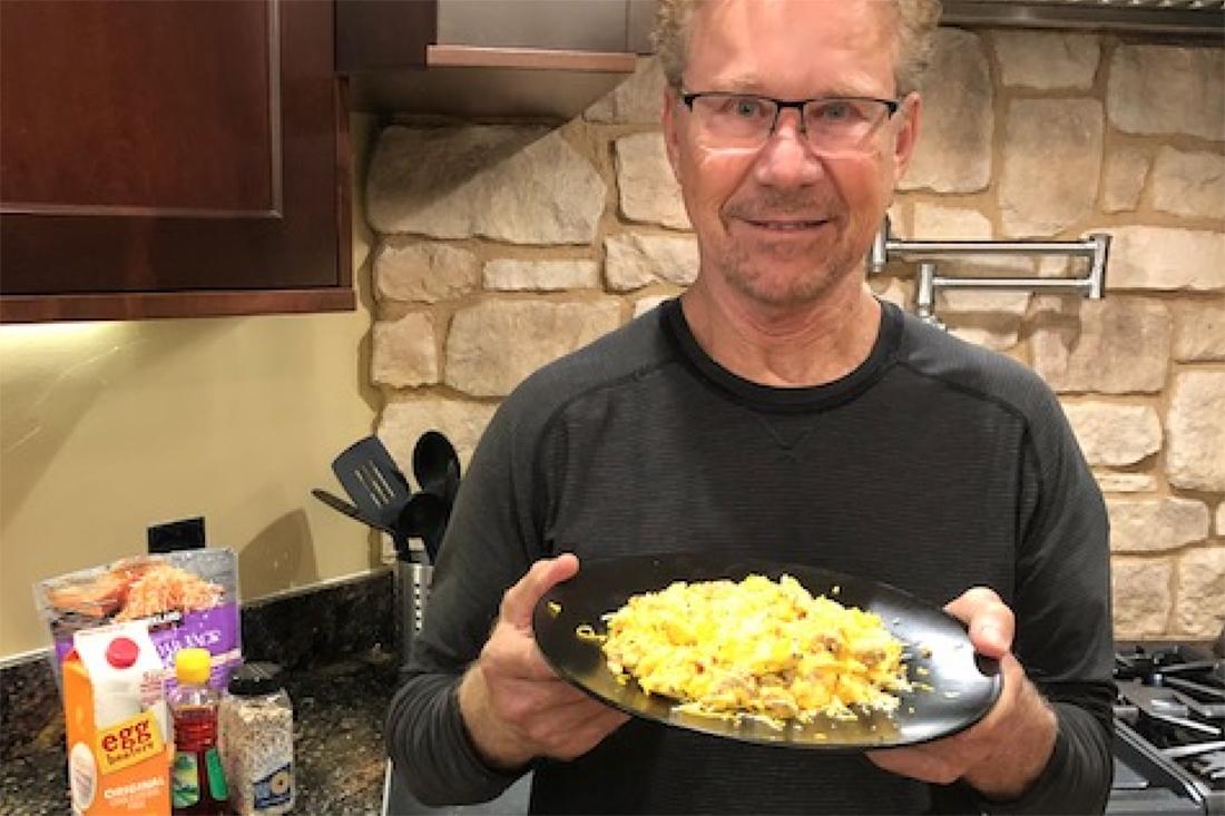 steve's big ass salad  taking control of your diabetes