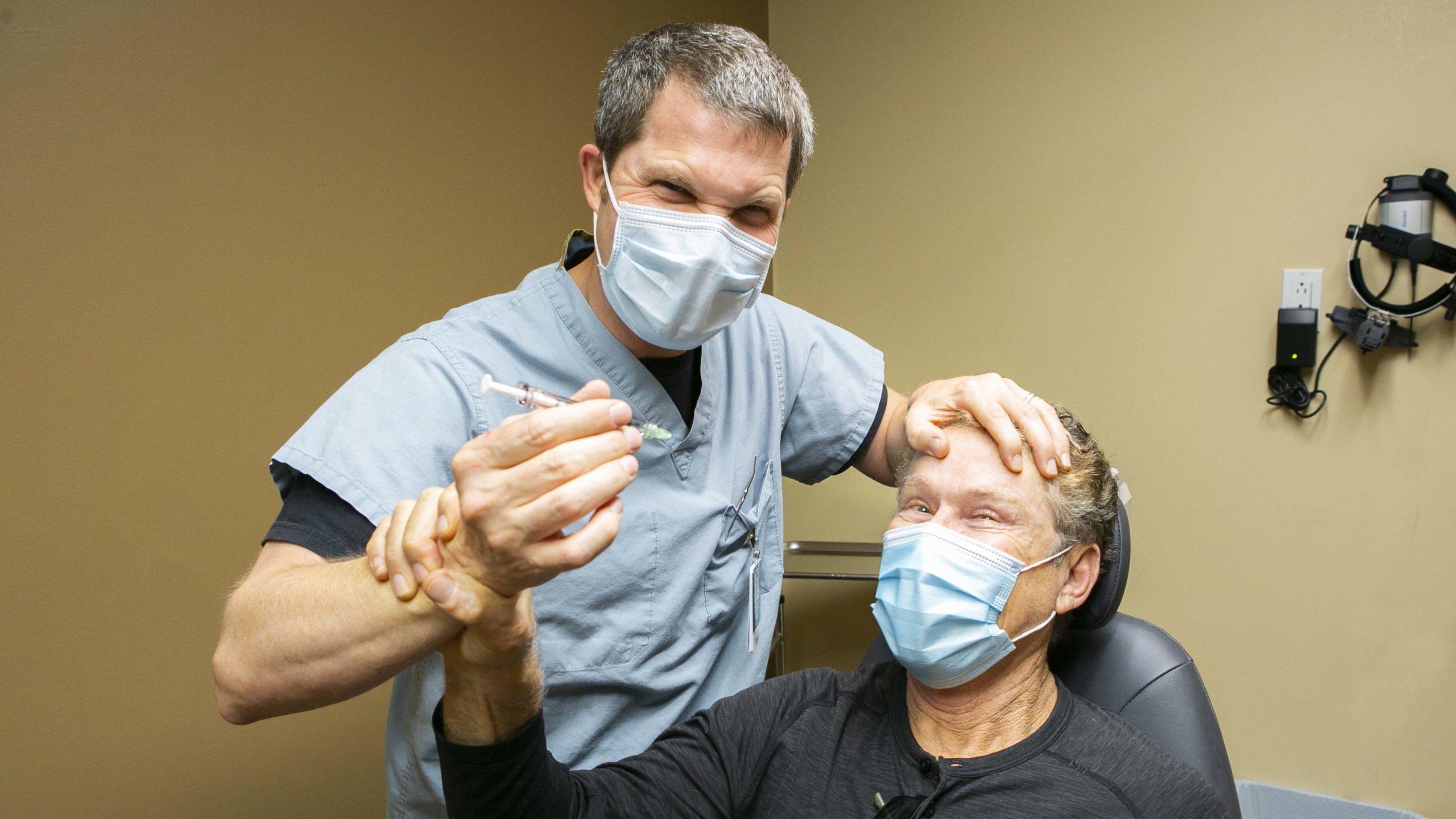 A Dose of Dr. E: A Peek and a Poke Inside My Eye Appointment