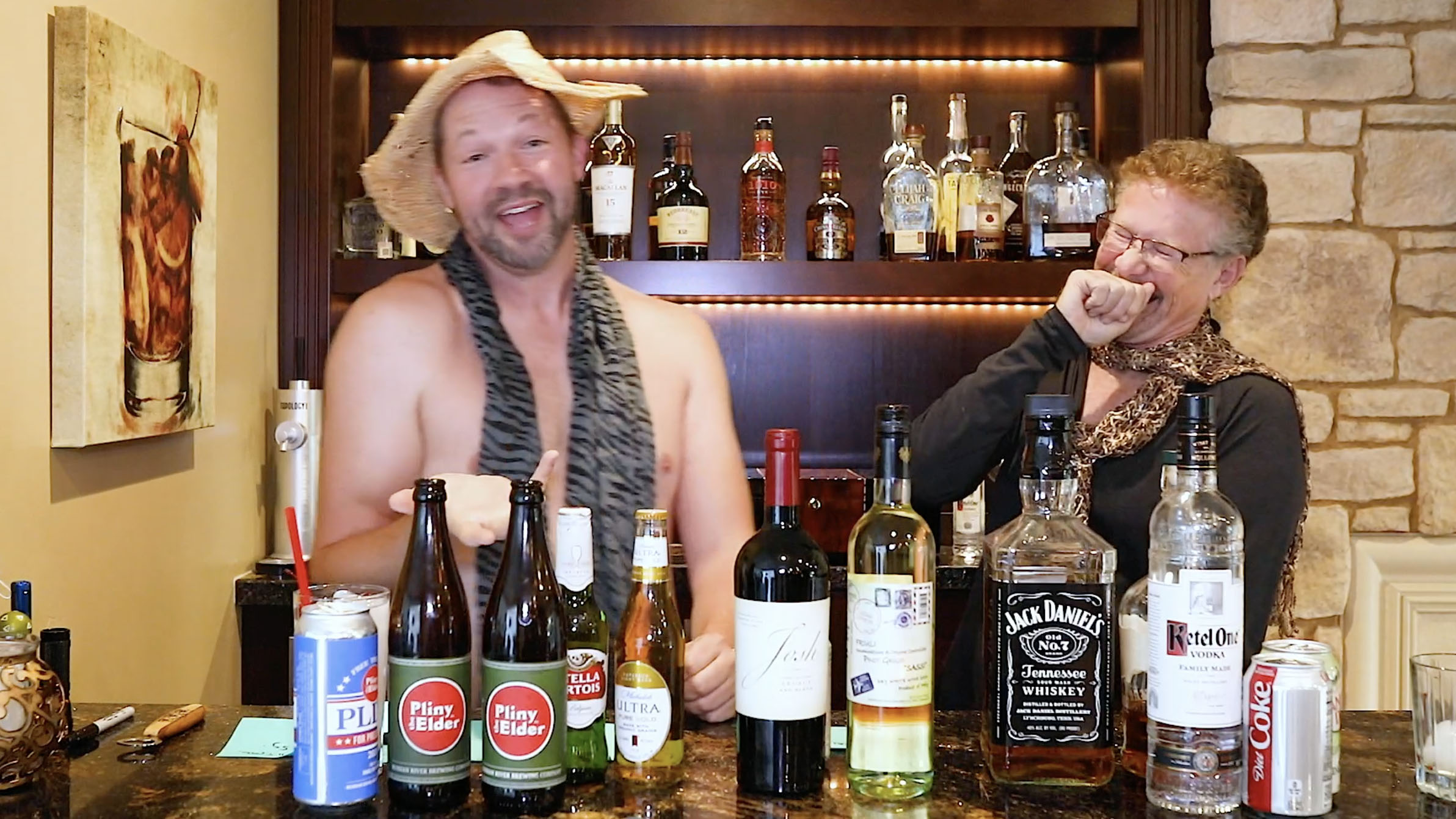 Getting Drunk with Dr. E and Dr. P: How Alcohol Affects Blood Sugars