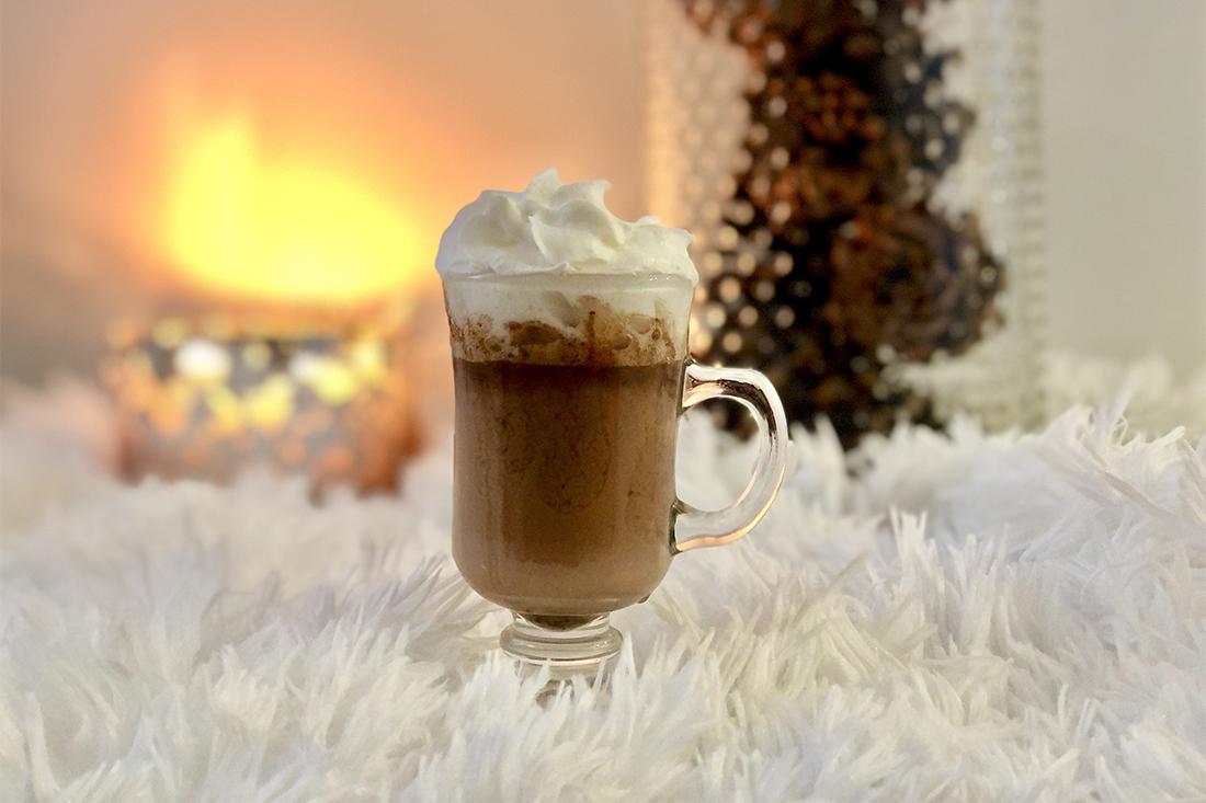 3-Ingredient Hot Chocolate: Mmmm