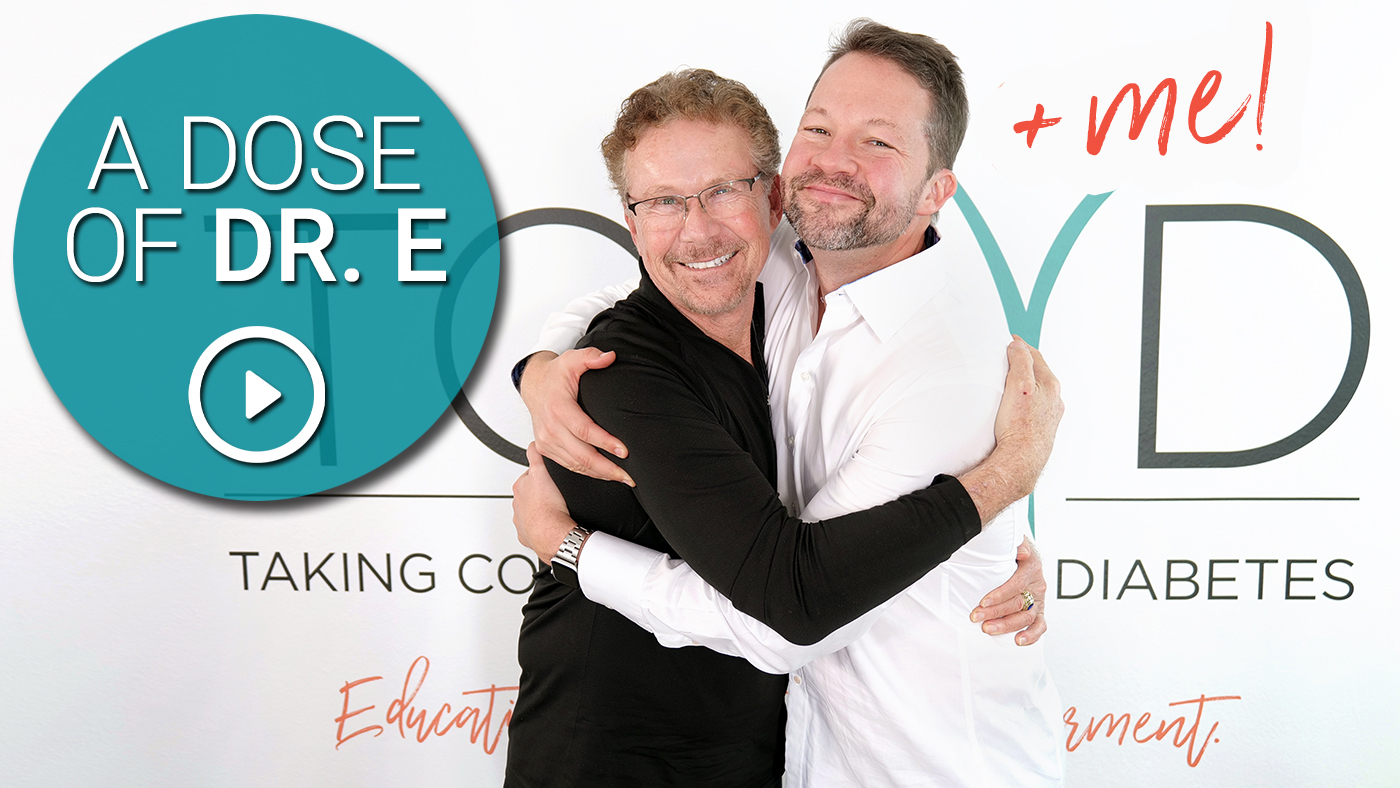 Diabetes & the COVID-19 Vaccine: We Got Ours and Our Bromance is BACK!