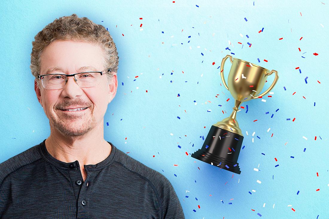 Dr. Edelman Receives ADCES Lifetime Achievement Award!