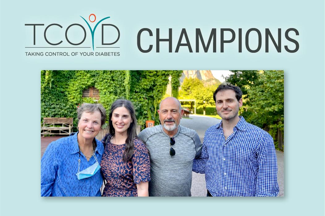 TCOYD Champions: Nicole Piccetti & Family
