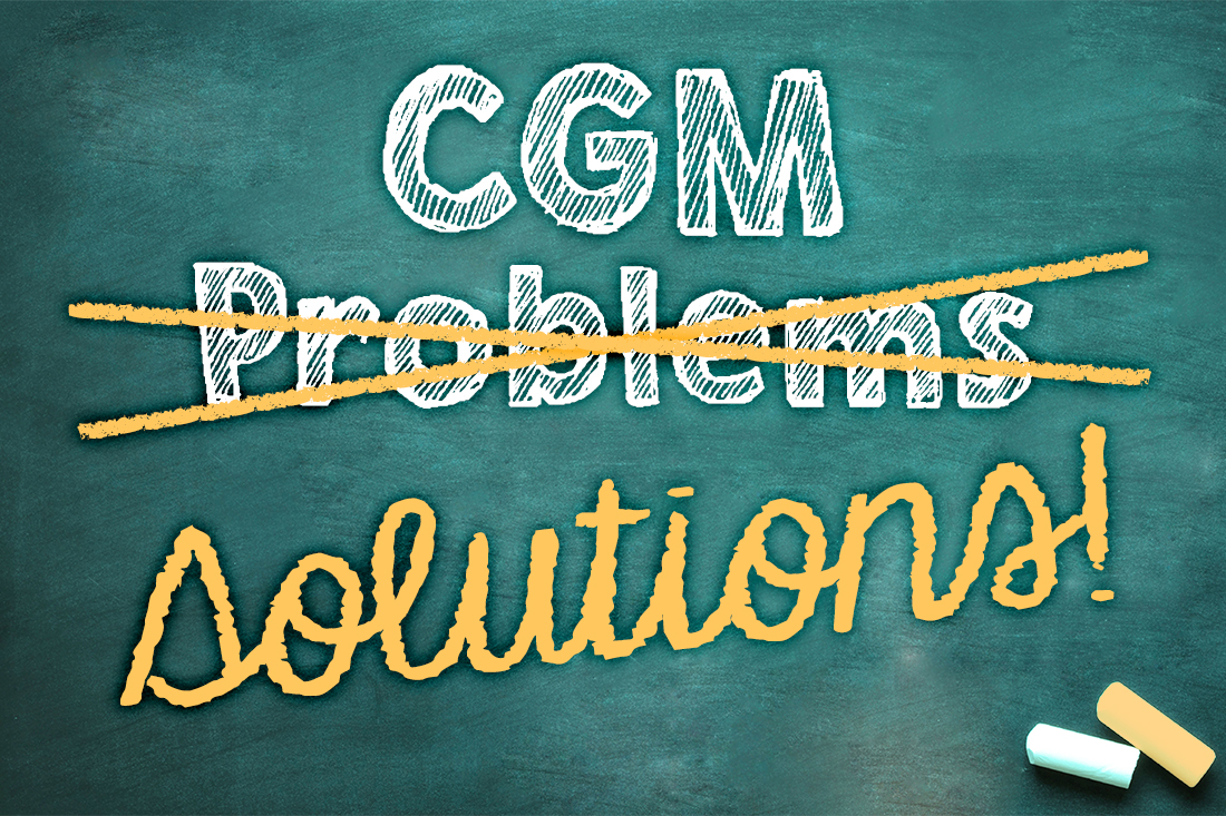 Troubleshooting Tips for CGM Users