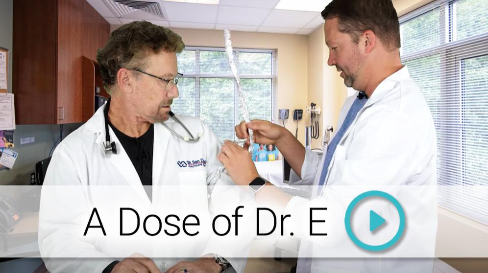 A Dose of Dr. E: Poking Fun at the Pitfalls of CGM